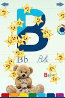 Screenshot of ABC Coloring Book