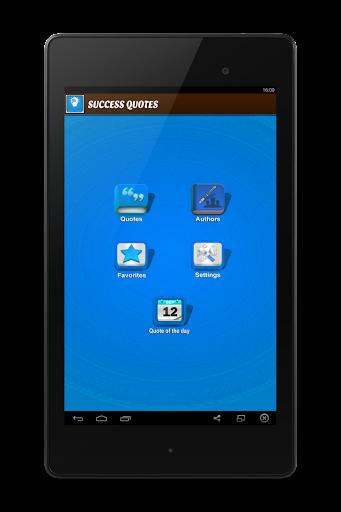 【免費工具App】Success Quotes-APP點子