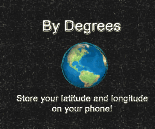 By Degrees Free GPS Locator