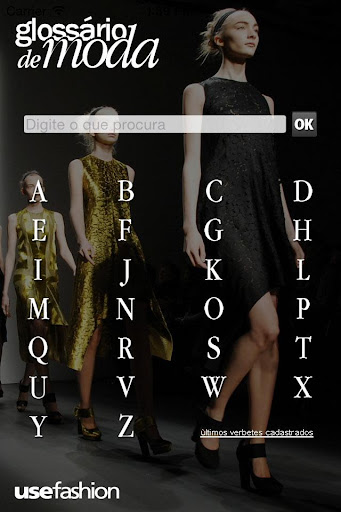 Glossário de Moda Usefashion
