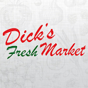 Dick's Fresh Market icon