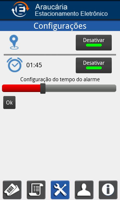 Araucária Estacionamento - screenshot