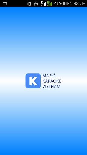 Mã số Karaoke Vietnam