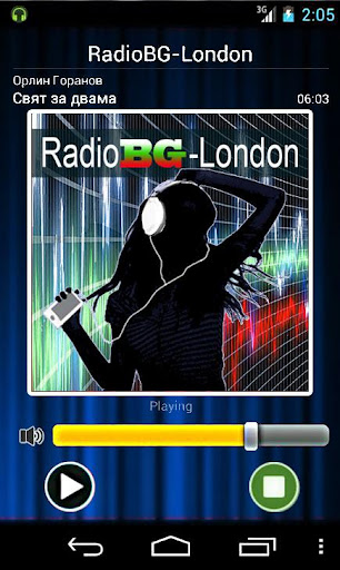 RadioBg-London Bulgarian Radio