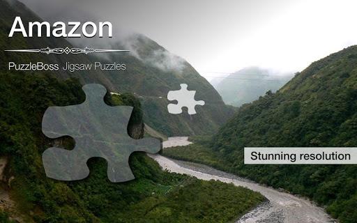 Amazon Jigsaw Puzzles Demo