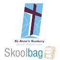 St Anne's CPS Sunbury icon
