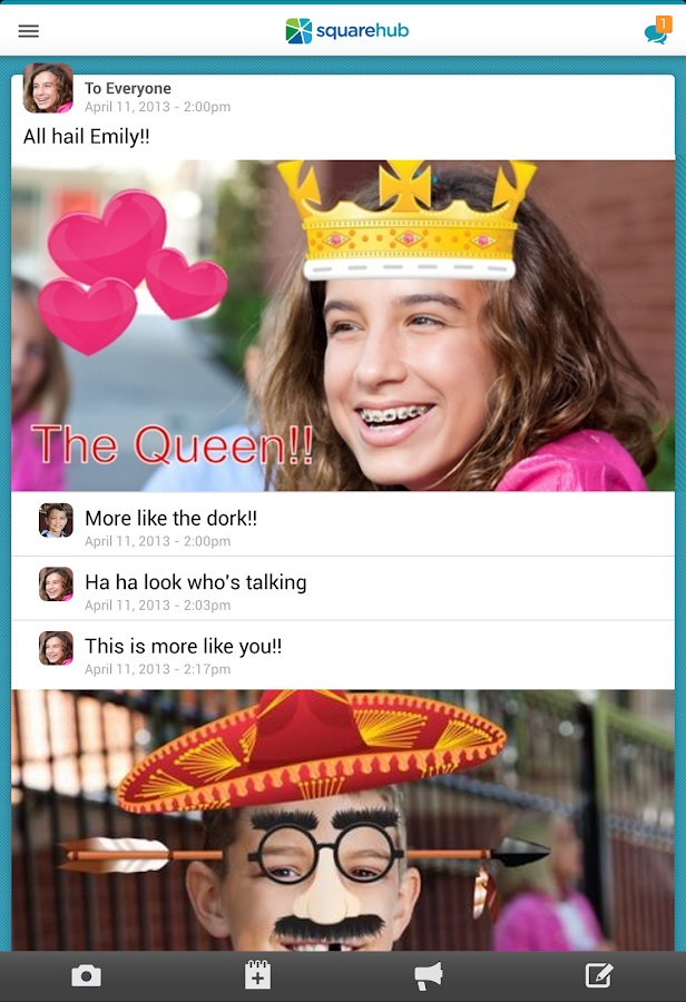 Family Sharing & Planning- screenshot