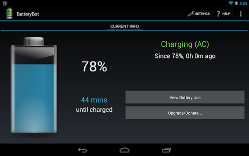 BatteryBot Battery Indicator Screenshot 26