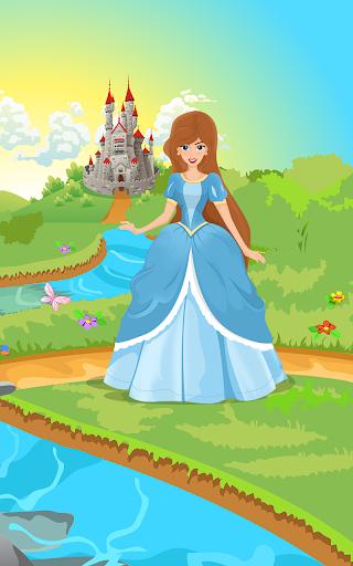 ゲームズ へ 女の子 姫