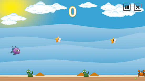 Glubby fish game of the fish android apps on google play for Wsbtv fish and game