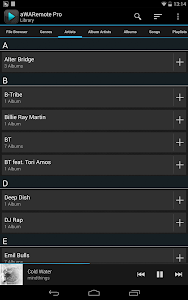 aWARemote Pro for Winamp® v3.0.3.3