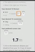 Screenshot of My TV Genie