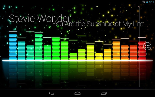 Audio Glow Live Wallpaper  screenshots 17