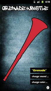 Jersey Shore Grenade Whistle- screenshot thumbnail