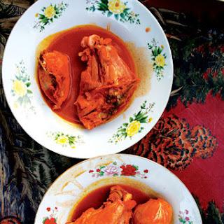 Pollo Pibil (Yucatán-Style Chicken with Achiote).