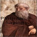 Plotinus Sayings icon