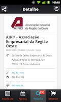 Screenshot of Oeste Ativo