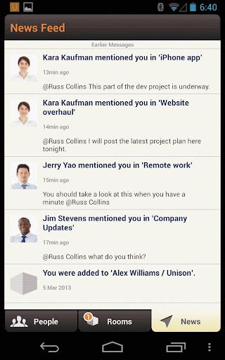 【免費商業App】Unison Instant Messenger-APP點子