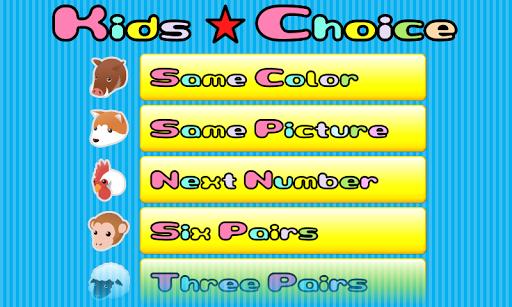 Kids Choice