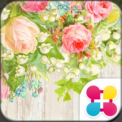 Flower Wallpaper Secret Garden Icon