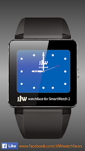 JJW Minimal Watchface 6 SW2- screenshot thumbnail