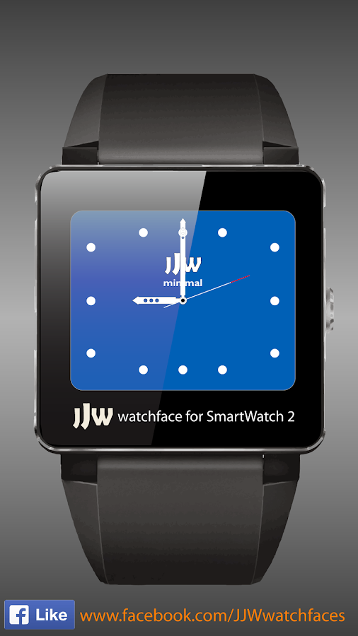JJW Minimal Watchface 6 SW2- screenshot