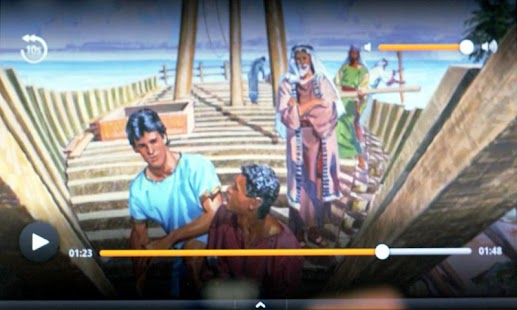 Book of Mormon Stories - screenshot thumbnail