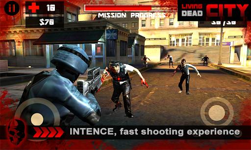 Игра Living Dead City: FULL для планшетов на Android