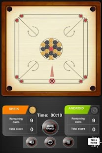 Carrom Board Game - screenshot thumbnail