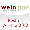 wein.pur Best of Austria 2012 icon