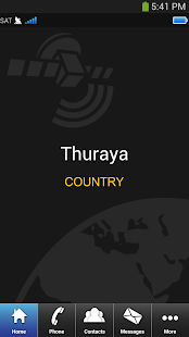 Thuraya SatSleeve- screenshot thumbnail