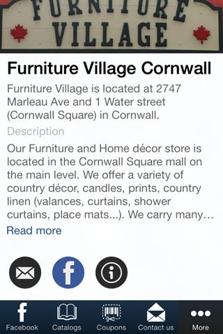 Furniture Village Cornwall