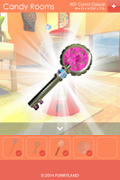Screenshot of Escape Candy Rooms