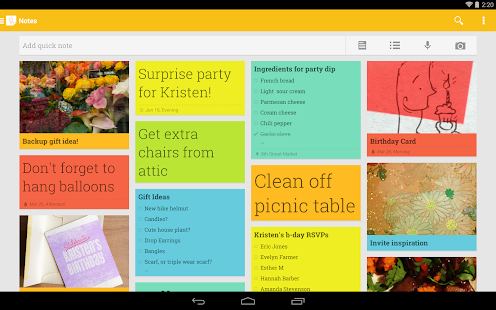 Google Keep Screenshot 13