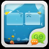 GO SMS Pro Ocean ThemeEX 1.0