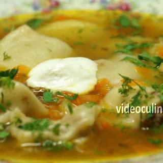 Grandma's Dumpling Soup