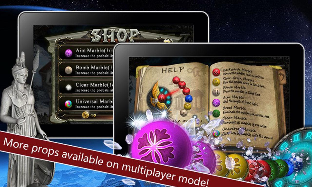 Phone Zuma For Android Phone marble blast zodiac online android apps on google play screenshot