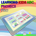 Learning Kids ABC Phonics Pro icon