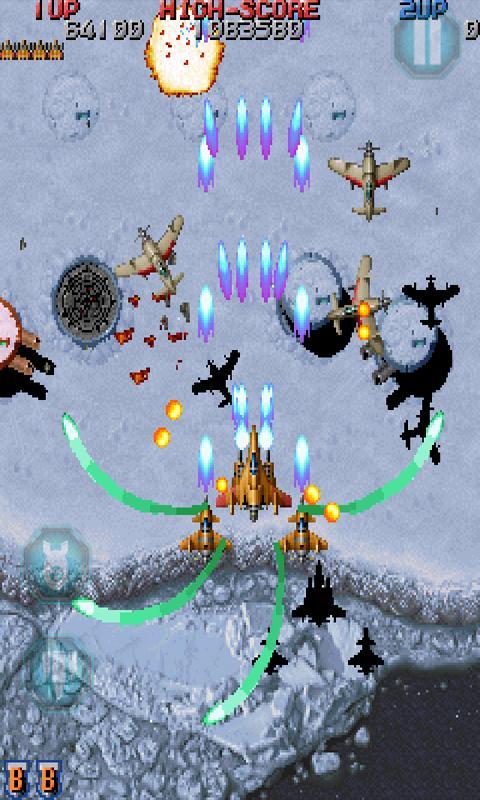 Raiden Legacy screenshot #2