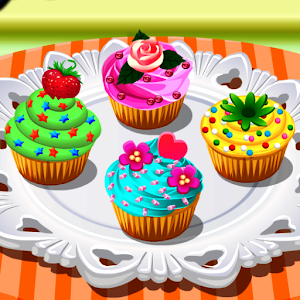 Tasty Cupcake Cookie Shop for PC and MAC