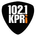 102.1 KPRi FM San Diego icon