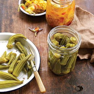 Pickled Okra
