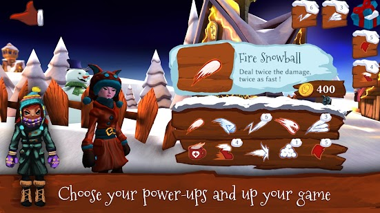 Snowdown Clash - Fun Run Crush- screenshot thumbnail