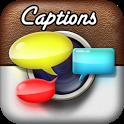 InstaCaptions icon