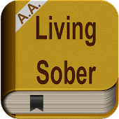AA Living Sober Audio Book