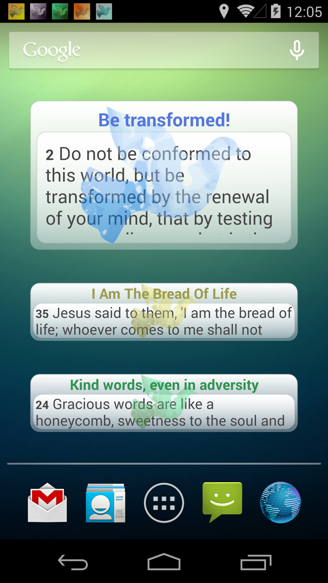 Identity in Christ Daily screenshot #2