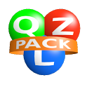 Qizzle pack pays du monde icon
