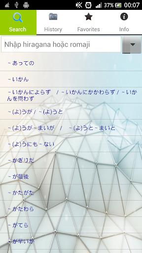 Ngữ pháp tiếng Nhật N1 N2 N3