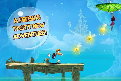 Rayman Fiesta Run screenshot 2