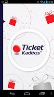 Screenshot of Ticket Kadéos®